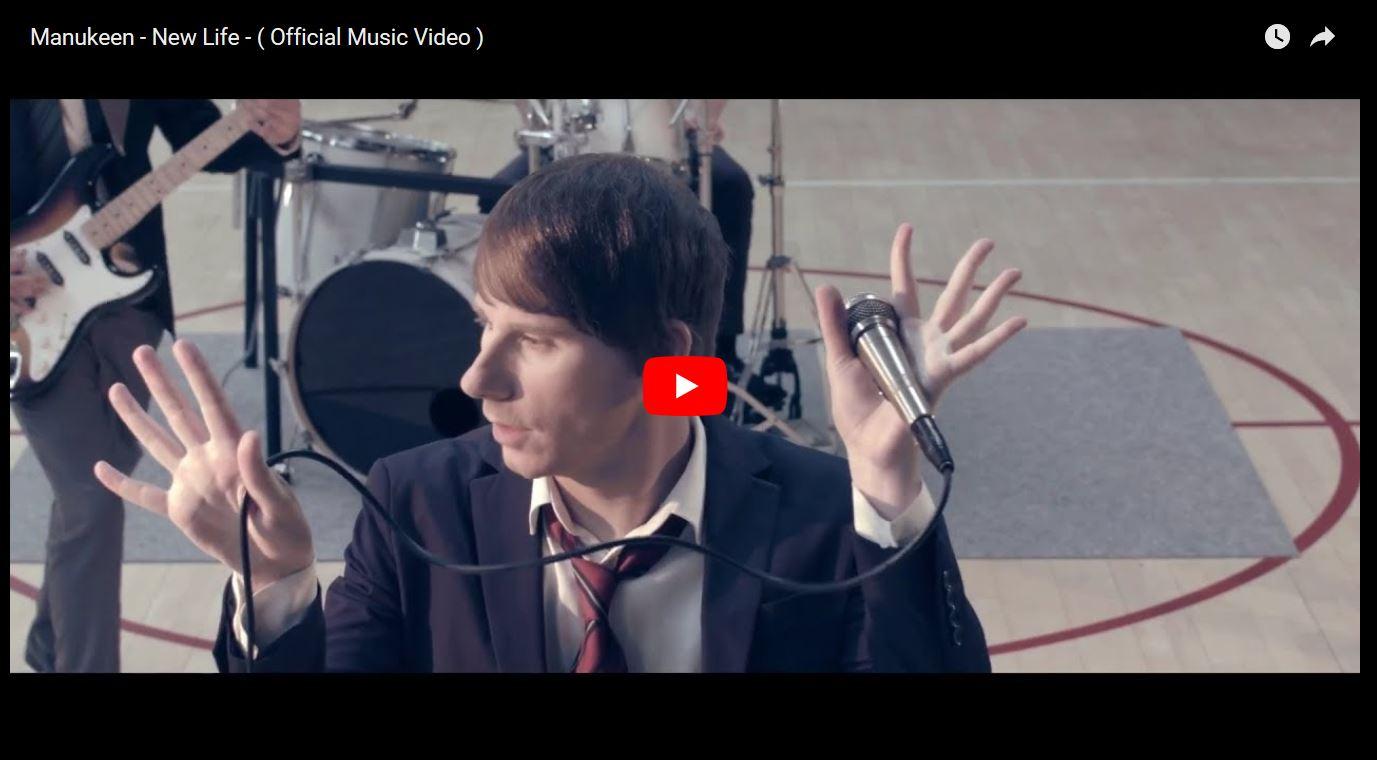 Manukeen – New Life – ( Official Music Video )